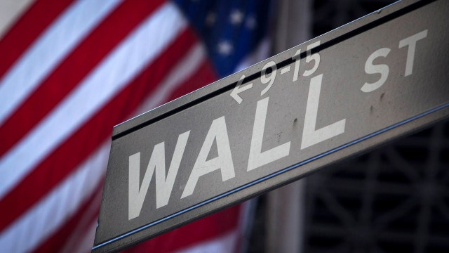 As central bank goes negative on rates, Wall Street bleeds