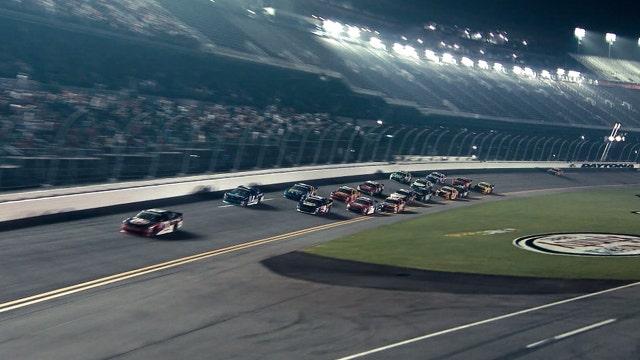 FOXBusiness.com EXCLUSIVE: NASCAR's new XFINITY Series ad campaign