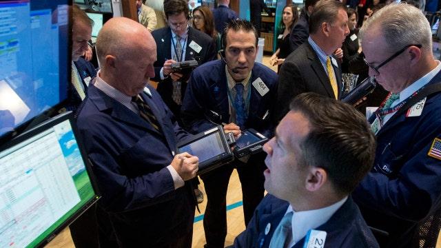Week on Wall Street: Oil leaps, stocks follow