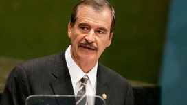 Former Mexican President: Only those who feel fear build walls