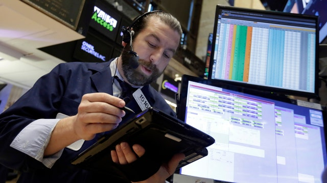 The gloom and doom that gripped the market for the first month and a half of 2016 parted and the skies cleared, allowing a positive end to the week on Wall Street. Larry Shover, chief investment officer at Solutions Funds Group, breaks down the action.