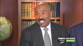Steve Harvey: Trump is the Most Exciting Candidate in Years