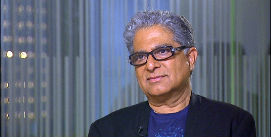 Spiritual leader Dr. Deepak Chopra talks with FOXBusiness.com's Elizabeth Chmurak about the 2016 Election and the GOP's future.