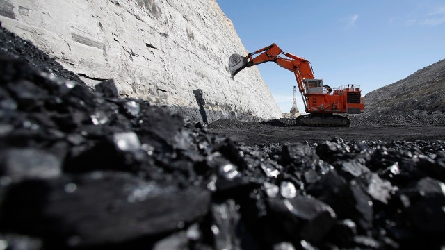 Coal jobs are disappearing