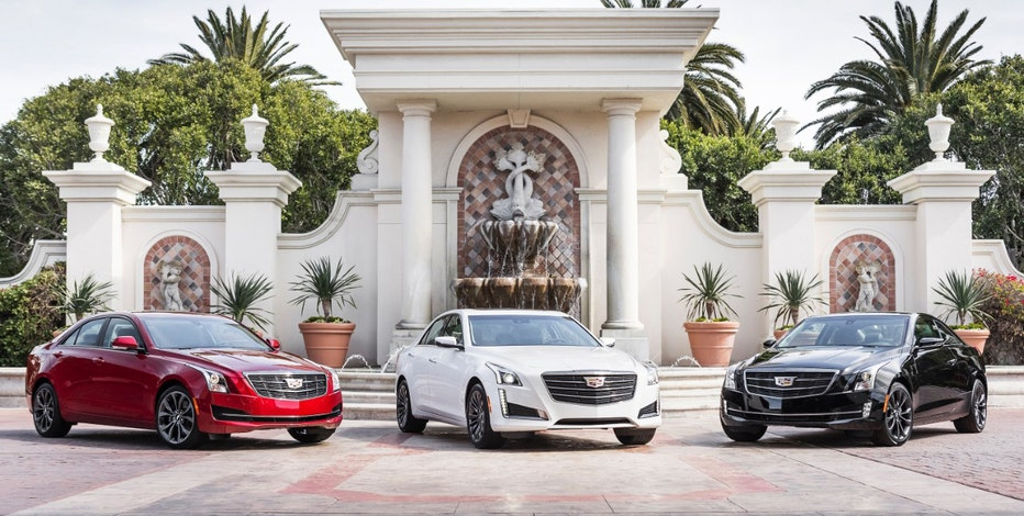 FOXBusiness.com's Serena Elavia talks to Cadillac's Chief Marketing Officer Uwe Ellinghaus about the luxury brand's strategy to target Millennials.