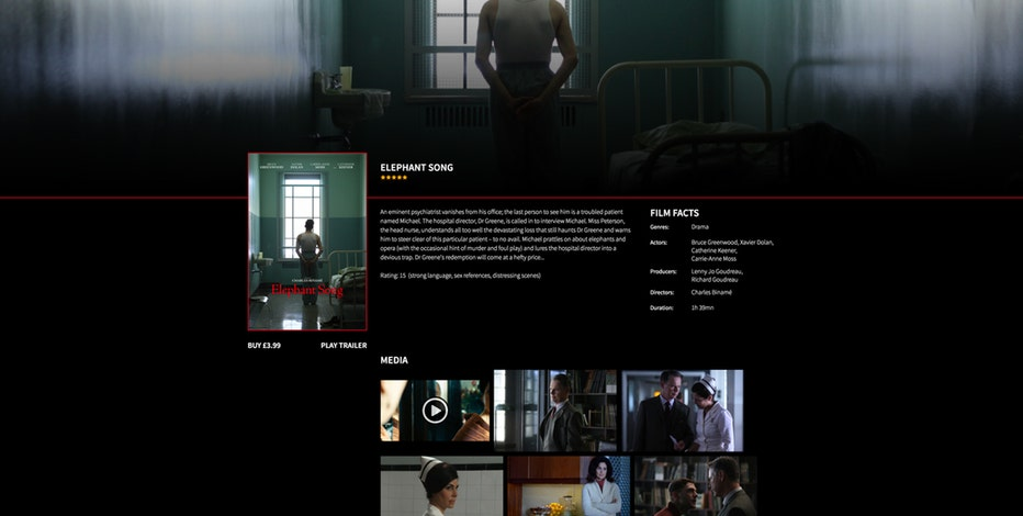 A new streaming service called Flix Premiere is set to compete with Netflix, Amazon, and movie theaters.