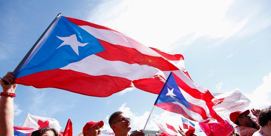 Marathon Asset Management CEO Bruce Richards on Puerto Rico's debt crisis.