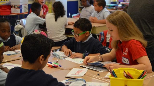 PricewaterhouseCooper's commitment to financial literacy