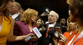 Warren Buffett: It's not inconceivable that everyone will drive electric cars