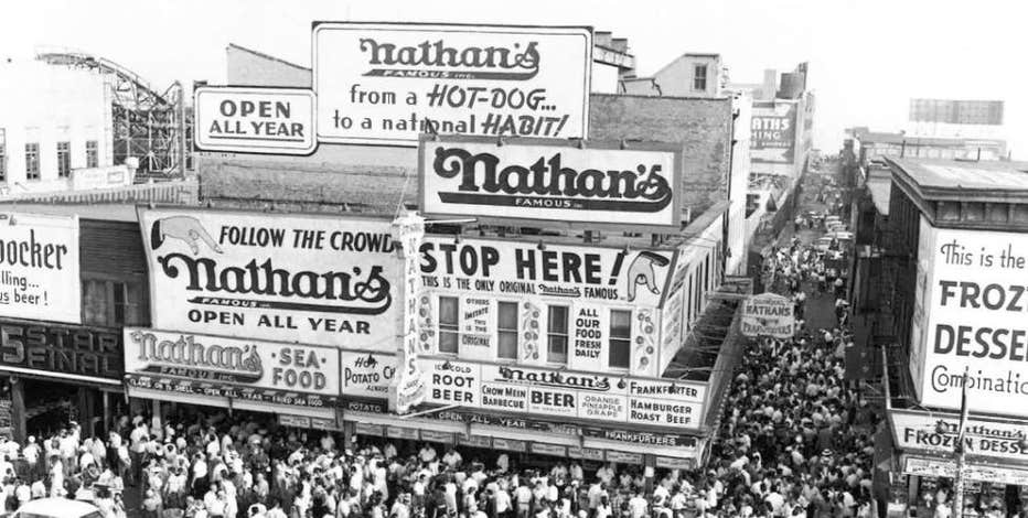 Nathan's Famous hot dog brand turns 100 this Memorial Day weekend. CEO Eric Gatoff talks about how the company is celebrating a century of feeding New York, how it keeps up with increased competition, and the right way to dress a hot dog.