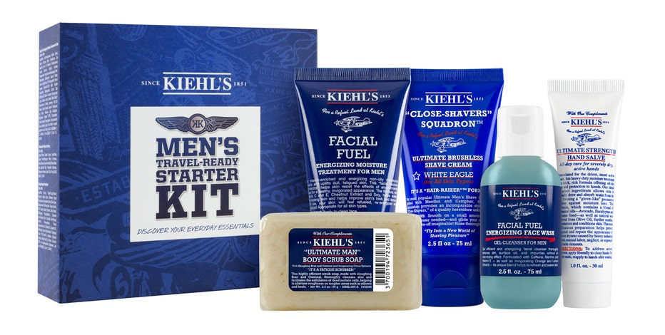 FOXBusiness.com's Serena Elavia talks to Chris Salgardo, the U.S. President of skincare brand Kiehl's, on what to buy for Dad this Father's Day.
