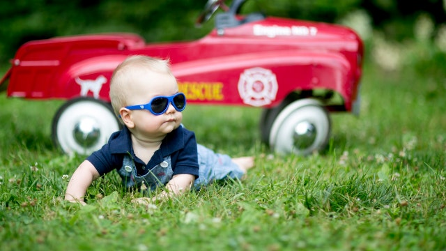 A leader in baby eyewear talks business success.
