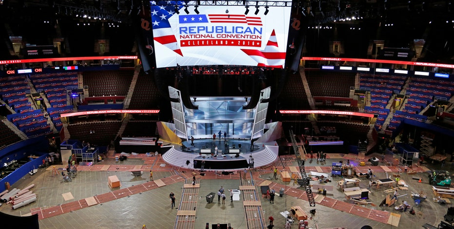 An inside look into the preparations for the Republican Convention in Cleveland, Ohio.
