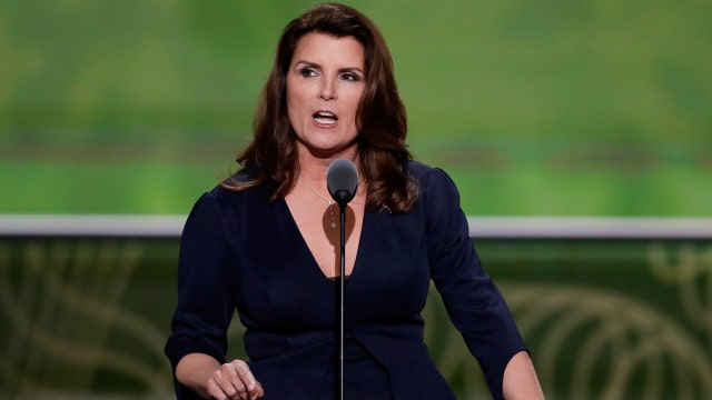 Former soap actress Kimberlin Brown spoke to FOXBusiness.com about her emotional RNC speech.
