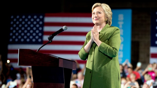 Is there a 'Hillary standard?'