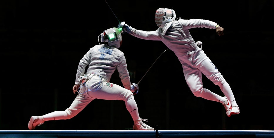 Manhattan fencing coach Sergey Isayenko says the sport has been rapidly growing in popularity.