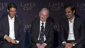 Federer, Nadal will kick off Laver Cup in 2017