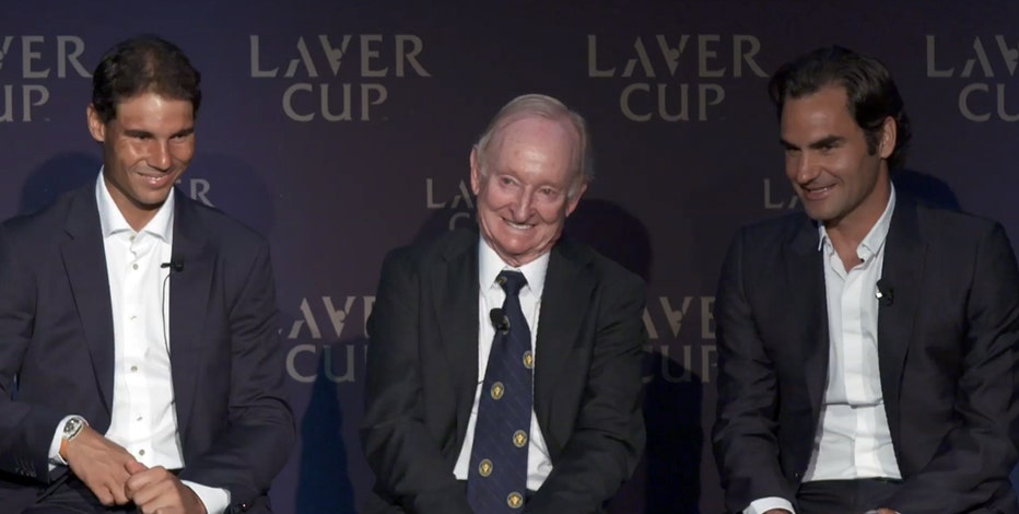 Tennis now has its own Ryder Cup-style team tournament, and two of the sport's greatest players have signed on to play for Europe's team.