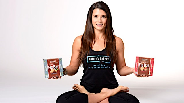After 20 years in the racing world, Danica Patrick sets her eyes on a second career.