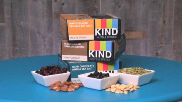 KIND Bars: The Main Ingredient Fueling Success