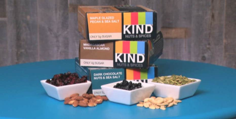 KIND Snacks Founder Daniel Lubetzky says he has the right recipe to take on the big guns in the food industry without sacrificing values.