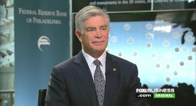 Fed's Harker talks productivity growth
