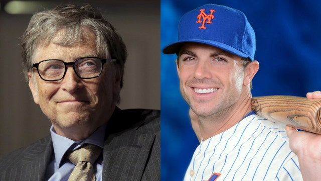 Billionaire Bill Gates and New York Mets captain David Wright see money in a meatless venture that's sweeping the country.
