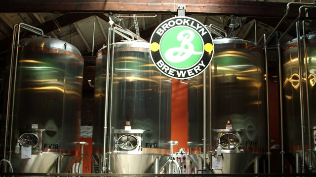How Brooklyn Brewery was born