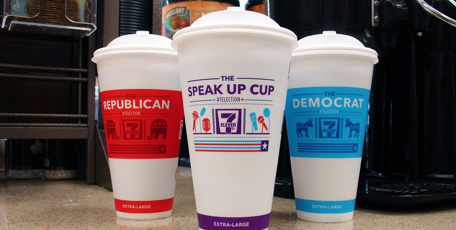 Find out which candidate coffee drinkers picked to win the election!