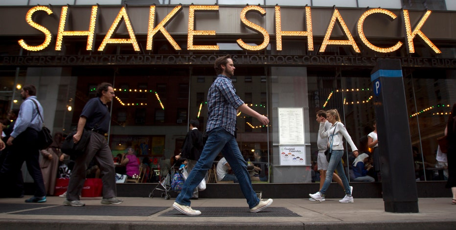 Before Shake Shack was a sizzling burger chain that wowed Wall Street with a tasty IPO it was an idea born from a simple hot dog cart in a New York City park.