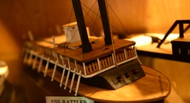 Preview of Civil War Model Ships