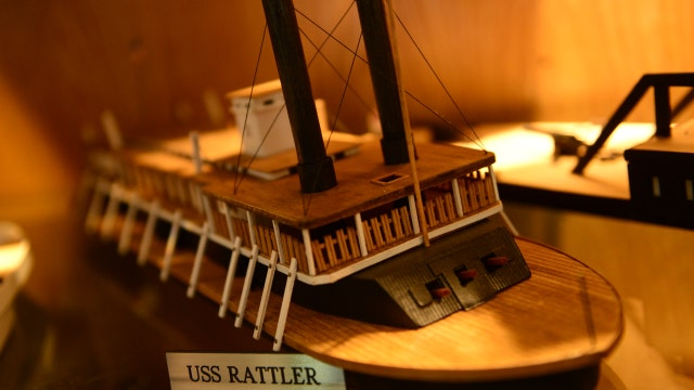 Preview of Civil War Model Ships