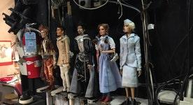 Monday on Strange Inheritance: Puppet Opera