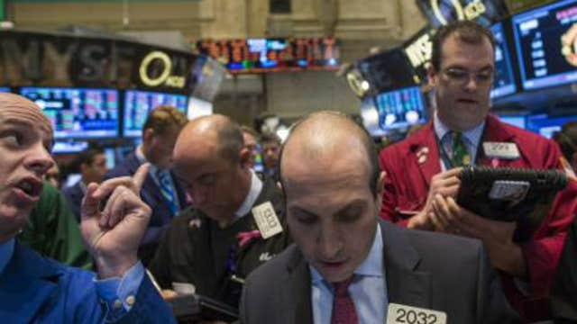 Market Check: JCP, PEIX, ESI, GM