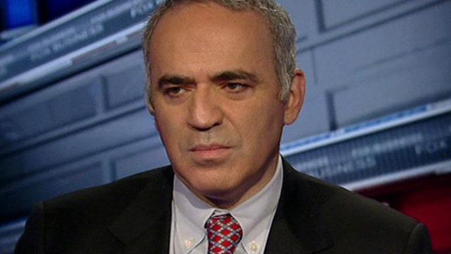 Garry Kasparov on Putin