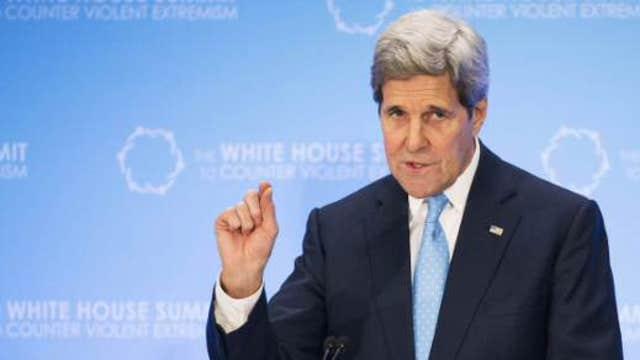 John Kerry downplaying the terror threat?