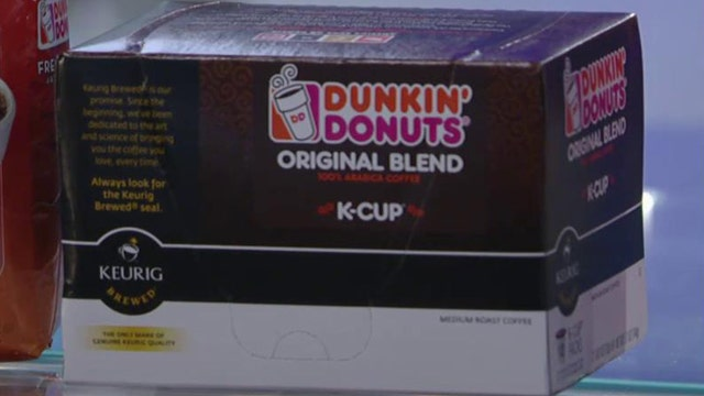 Dunkin' CEO on K-Cup expansion