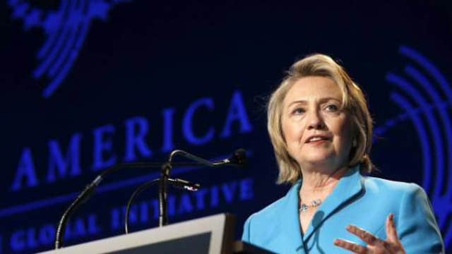 Media networks not covering Clinton Foundation donation story?