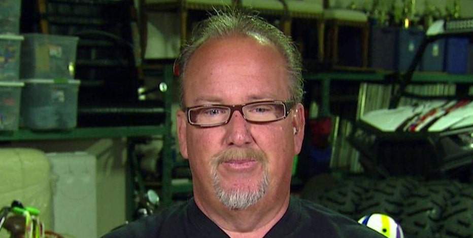 Darrell Sheets of A&E's Storage Wars discusses his business and the future of the show.