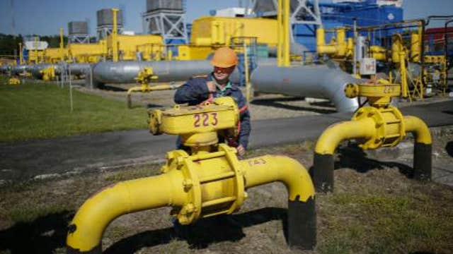 More infrastructure spending needed for U.S. pipelines?