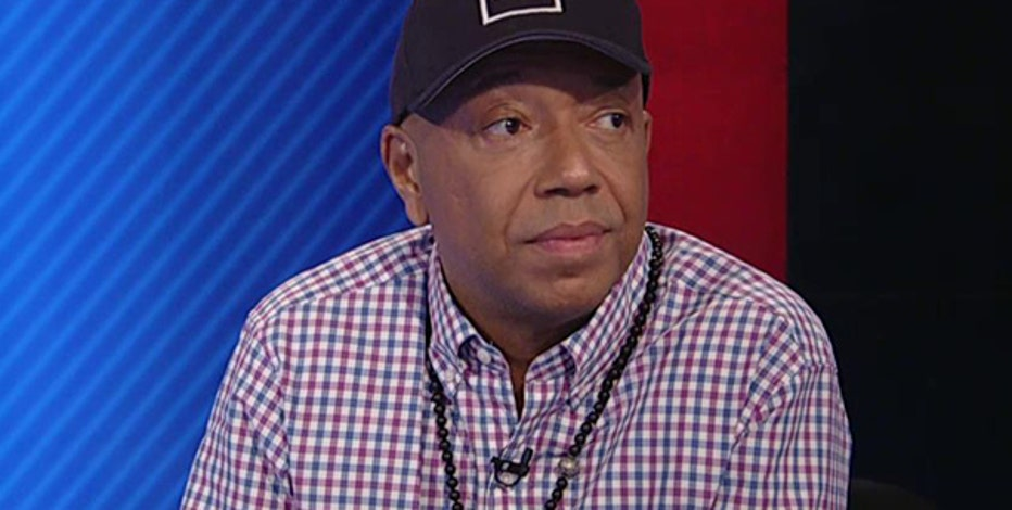 Rush Communications Chairman Russell Simmons on Donald Trump's presidential bid and his investment in the Celsius.