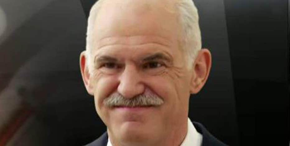 Former Greek Prime Minister George Papandreou discusses the current economic state of Greece.