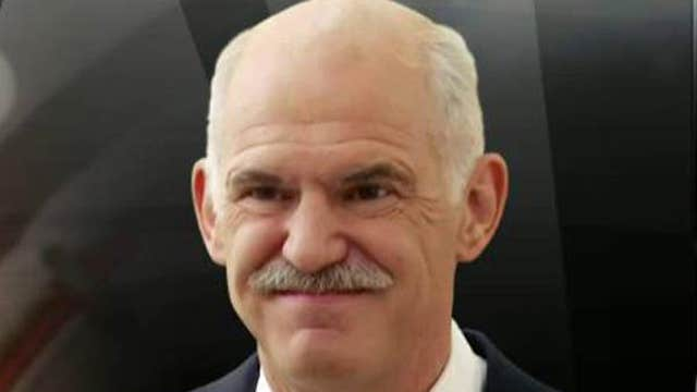 Fmr. Greek PM Papandreou: Deal has created sense of stability