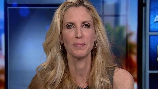 Ann Coulter: Wall Needed for Illegal Immigrants