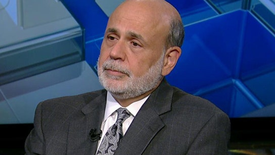 Bernanke: The Housing Industry is Coming Back and That's Good