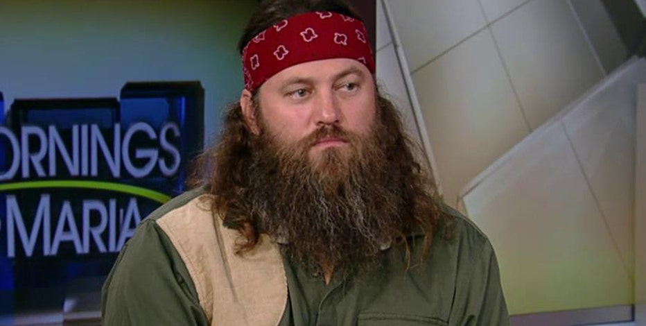 Duck Commander CEO Willie Robertson on the 2016 presidential race, the state of his business, the economy and hunting.