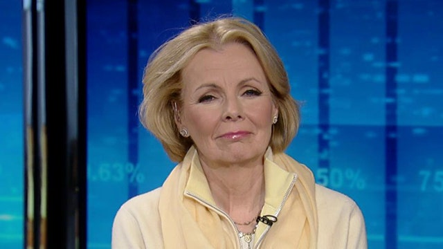 Peggy Noonan On 2016 Politics Ronald Reagan On Air