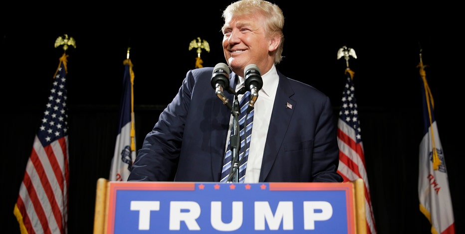 Republican presidential candidate Donald Trump on improving U.S. trade deals, tax reform, the University of Missouri and Hillary Clinton.
