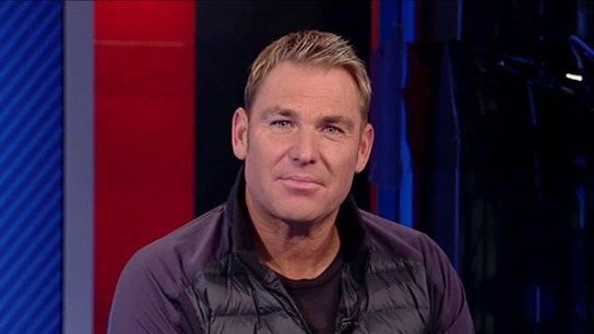 Shane Warne Kicks Off Cricket in the U.S.