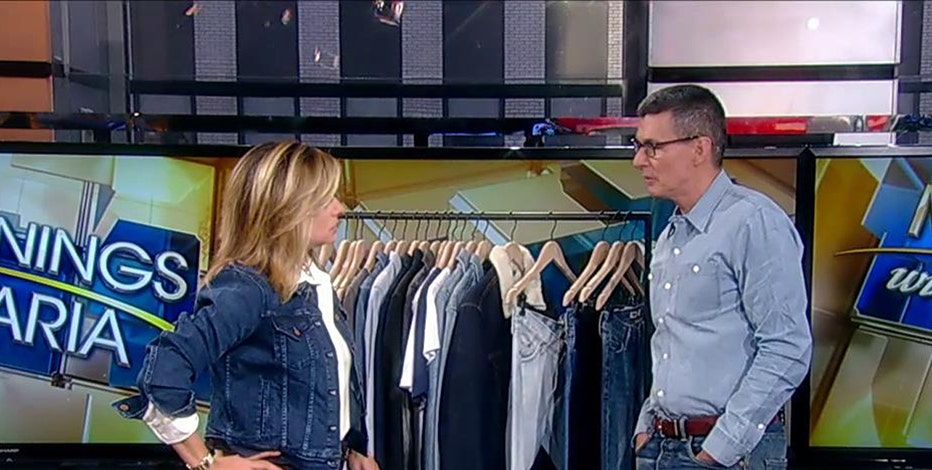 Levi Strauss & Co. CEO and President Chip Bergh on the company's new products, growth strategy and partnership with Google.